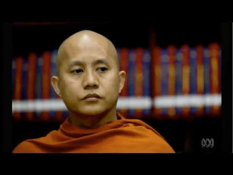 Myanmar's radical monk targets interfaith marriage (ABC News)