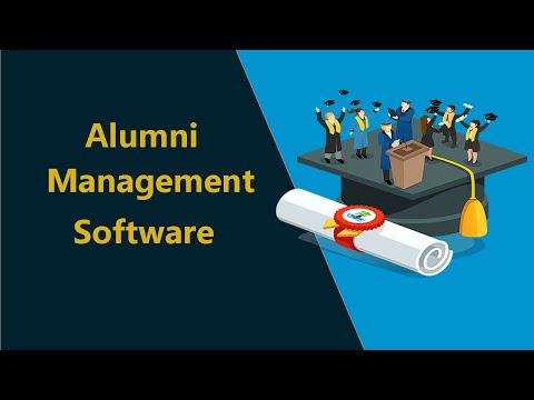 Alumni Management Software System - Review, Price, Features, Free Demo