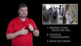 Robber Chooses the Wrong Store | Active Self Protection