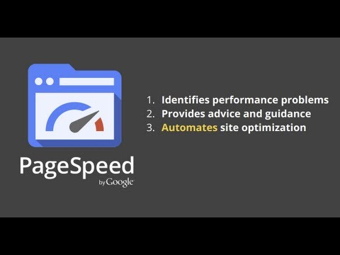 Automating Performance Best Practices with PageSpeed - Google I/O 2013