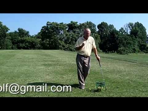 How to get more distance...Vertical Golf Swing