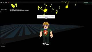 Playing Music In Roblox?!? | Roblox Game