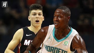 Miami Heat vs Charlotte Hornets - Full Game Highlights | October 9, 2019 | 2019 NBA Preseason