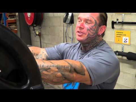 Lee Priest tells some World Gym Stories