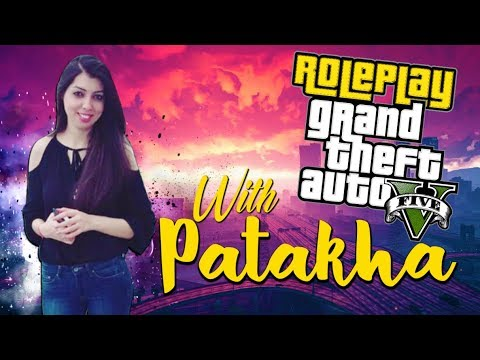 GTA V RP WITH PATAKHA    DAY #131   paytm on screen !sponsor