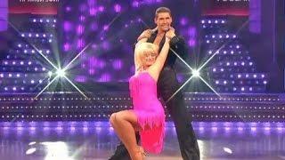 Танцы со звёздами 2009г. Анна Ковальчук