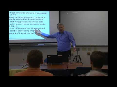 TechTalk 10/25/17 - Cloud Computing 101: Brief Overview and Common Security Issues