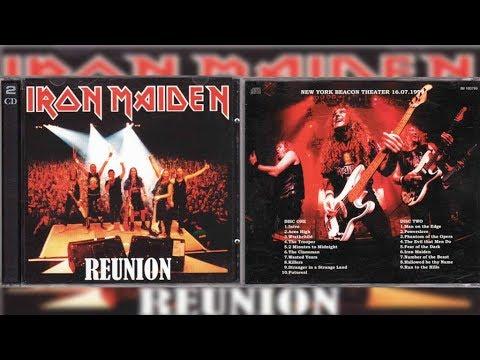 Iron Maiden Reunion 1999 (Full Bootleg Album)