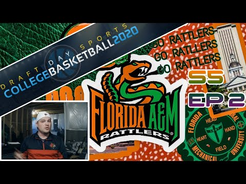 ddscb20-|-cards'-journeyman-stream-|-s5-ep2---chasing-the-tourney-|-florida-a&m-rattlers-ddscb-20