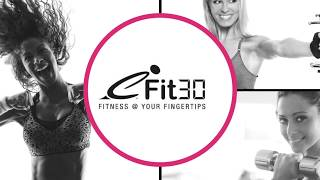 In 2018 expect much from eFit30, we will guide you on your fitness journey