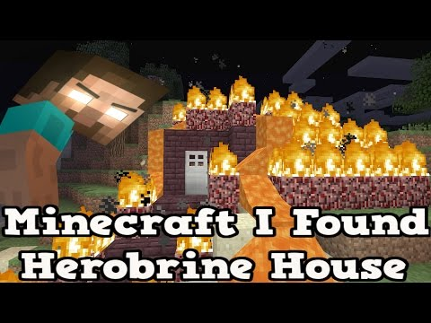 I Found Herobrine House In Minecraft Seed For Xbox ONE PS4 & Wii U TU33/TU34/TU35!!!