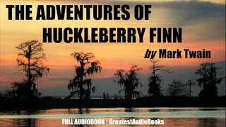 THE ADVENTURES OF HUCKELBERRY FINN by Mark Twain - FULL AudioBook | GreatestAudioBooks V6