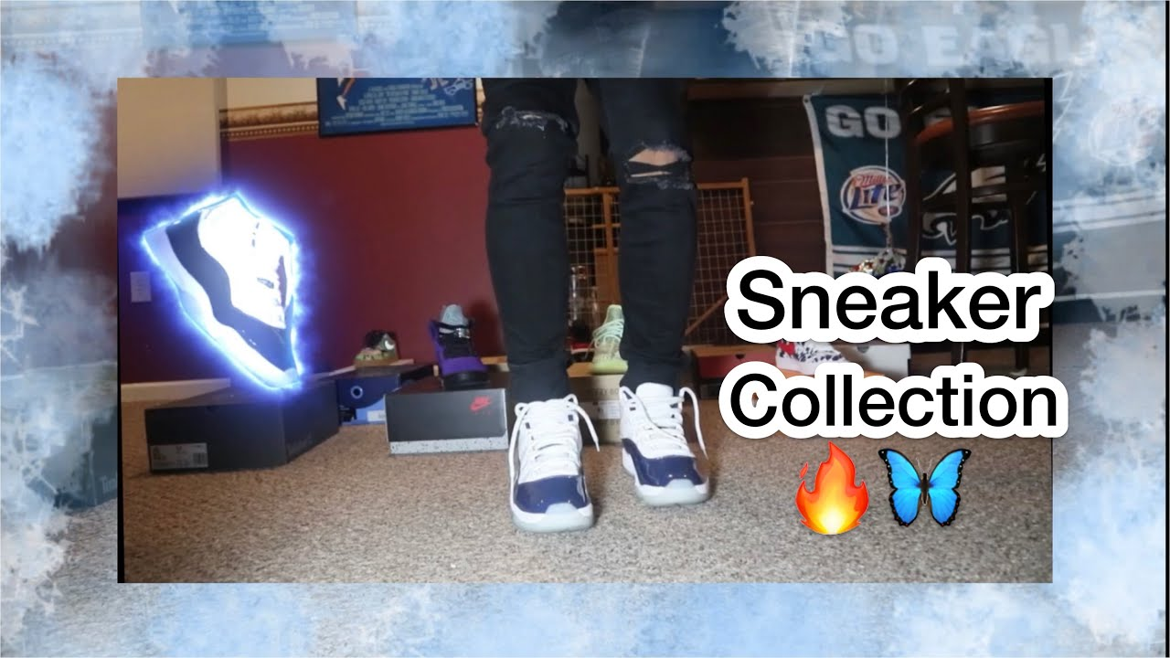 TUFF SNEAKER COLLECTION!! | NEW PICKUPS🔥 **MUST WATCH**