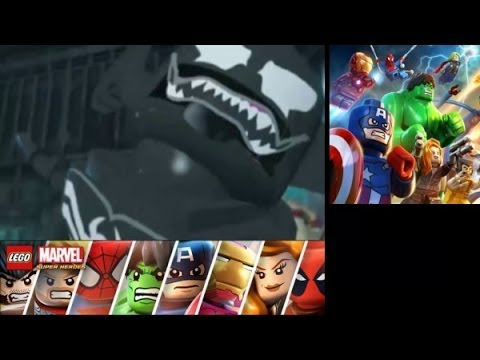 marvel lego universe in peril walkthrough