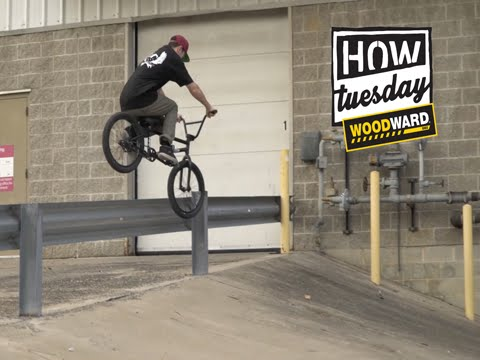 BMX - How-Tuesdays: How to Full Cab with Matt Miller