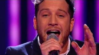 matt cardle sings just the way you are the x factor live show 2 itvcomxfactor