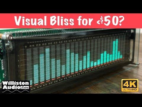 Visualizing The Spectrum? AK Technologies AK2515 Audio Spectrum Analyzer