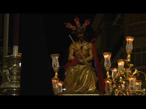 Las Penas procesiona con su habitual majestuosidad, Semana Santa Ceuta 2016