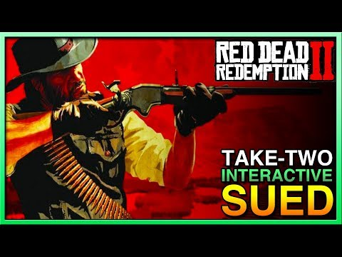Red Dead Redemption 2 Online Update - Take-Two Interactive and Rockstar SUED? - RDR2 Online News