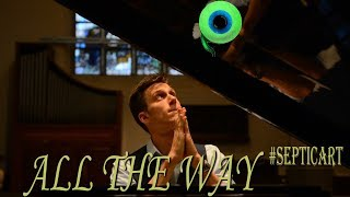 Jacksepticeye - All The Way [Dramatic cover in CHURCH] #septicart #schmoyoho