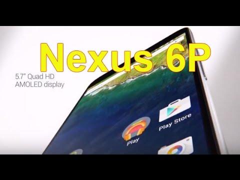 Google Nexus 6P official