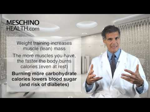 Weight Training Reduces Risk of Type 2 Diabetes