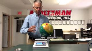 HOLTZMAN BOWLING BALL SCALE OPERATION