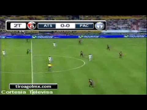 Atlas vs Pachuca Apertura 2009 Jornada 14 1 1