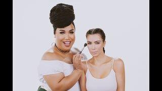 KKW & Patrick Starrr's Makeup Tutorial