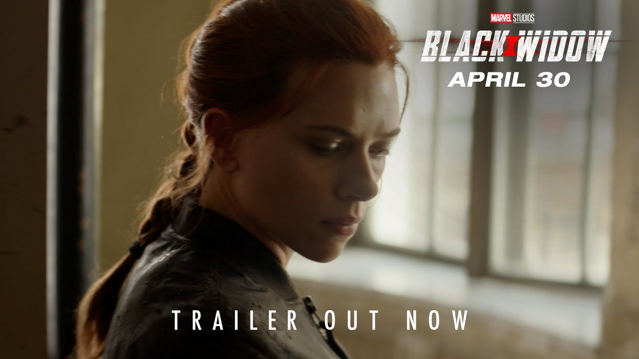 Download Black Widow Official Trailer | April 30 | Tamil