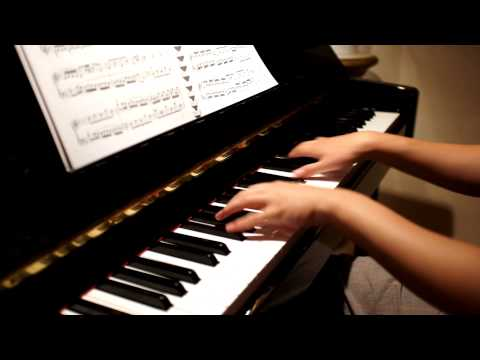 J.S. Bach - Two Part Invention No.8