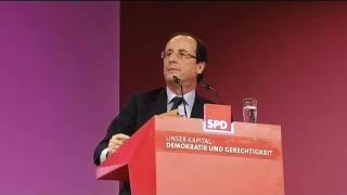 2012  : François Hollande promet l