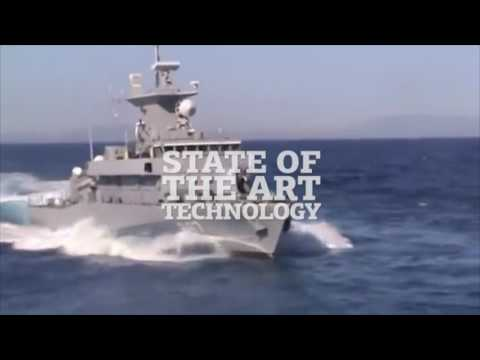 Hellenic Navy - Great Is The Might Of The Sea