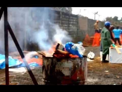 Своими глазами  Вирус Эбола 2014 Документальный Фильм от студий ARIKLEMM