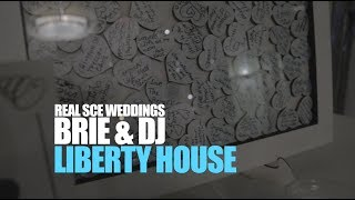 Real SCE Weddings - Brie & DJ at The Liberty House - Jeff Scott Gould