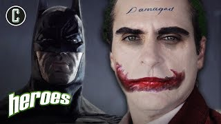 Should Batman Appear In the Joker Movie? - Heroes