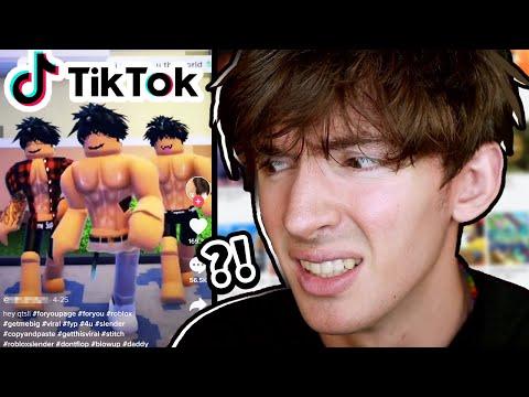 Roblox TikTok has gotten WEIRD...