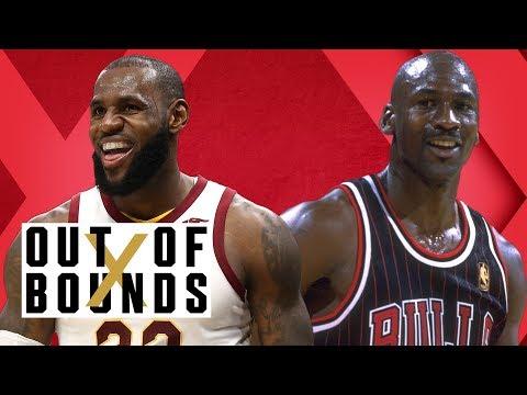 LeBron MVP Over Harden?; Jordan Bad Influence on Tiger Woods? | Out of Bounds