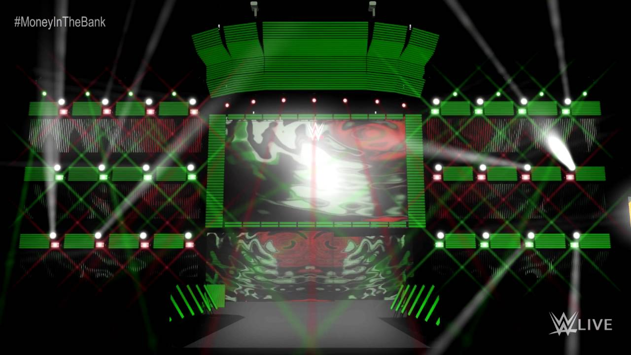 Wwe Money In The Bank 2016 Enzo Amore And Big Cass Entrance Stage
