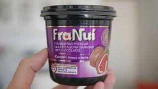 [Review] FraNui (frambuesas con chocolate de Rapa Nui)