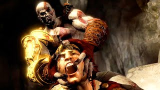 God of War 3 Kratos Destroy Hera - Helios and Hephaestus Ruthless Kills(God Of War MOVIE ▻ http://youtu.be/SdsosFBln6k., 2012-06-25T00:43:40.000Z)