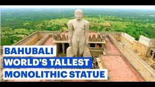 Bahubali  -  The World's Tallest Monolithic Statue