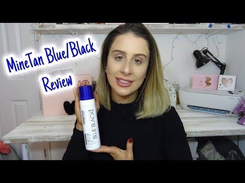 MINETAN|BLUE BLACK|REVIEW