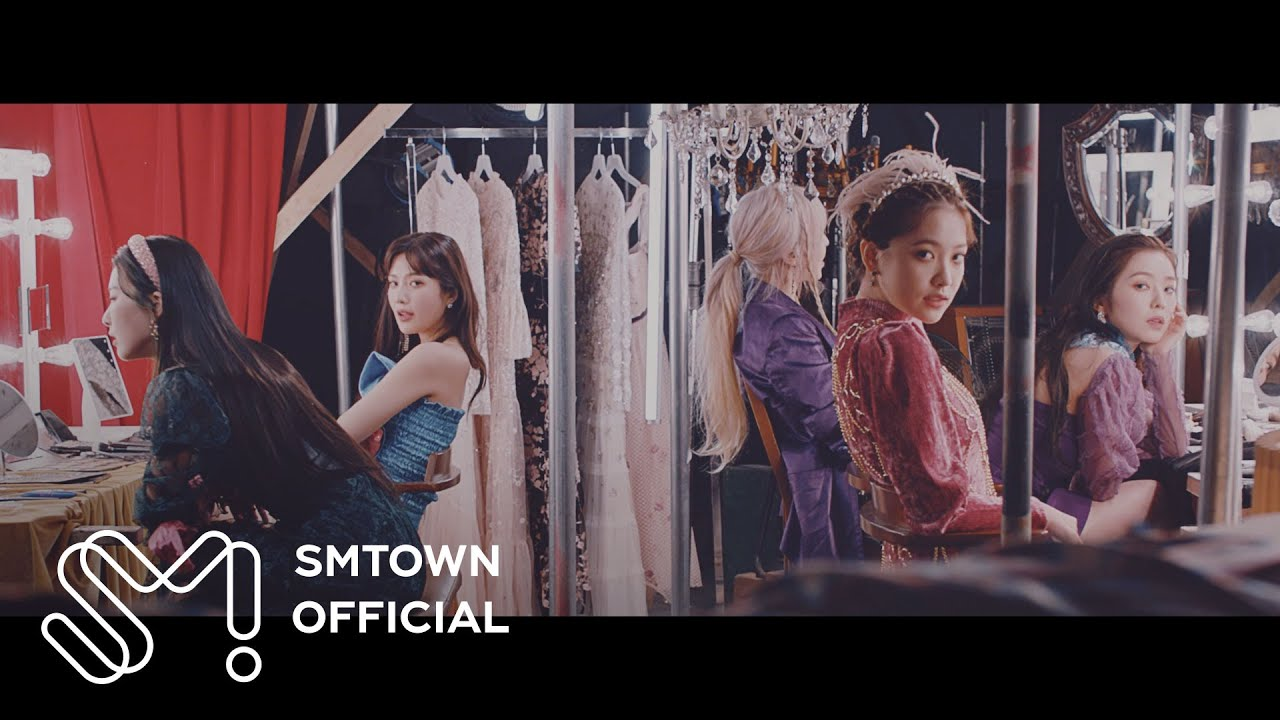 Red Velvet 레드벨벳 'Psycho' MV - Official Music Video