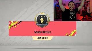 SO MANY WALKOUTS! ELITE 1 SQUAD BATTLES REWARDS! - FIFA 20 Ultimate Team