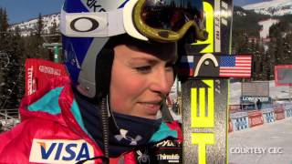 Vonn Returns to World Cup Tour - US Ski Team