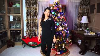 Little Black Dress | OOTN | Best Winter Fashion Hollywood style Thumbnail