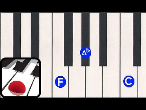 Major & minor chords | Lesson #5 - The Piano Chord Book