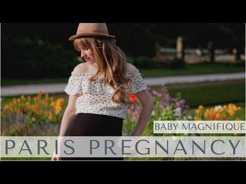 Eco Maternity Wear 🤰🏼 | Pregnant In Paris 🗼