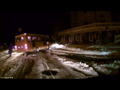 Екстрим маршруток в Тернополі